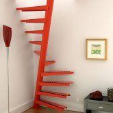 Ruimtebesparende trap | efficient | passend op maat