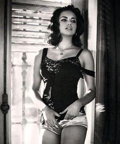 "theyloveadriana: "" Adriana Lima for Vogue Spain, 2010 """