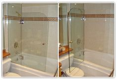 EUROPEAN STYLE FRAMELESS SHOWER DOORS