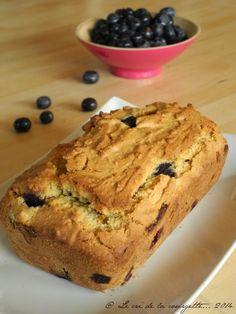 Cake bio à la myrtille {sans gluten, sans lactose}   Blog de recettes bio : Le cri de la courgette...