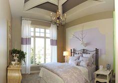 Dreaming in Color: 8 Enchanting Purple Bedrooms