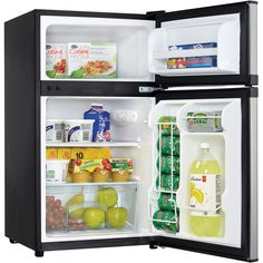 There are a lot of things to consider when buying your first mini fridge (compact refrigerator). We have listed down the basics for you to take into account.