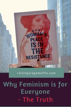 Why Feminism Is For Everyone? People seem to think that feminism is a movement that will only benefit women, but it's not true. Find out why in this post Parenting Toddlers, Parenting Hacks, What Is Feminism, Feminist Movies, Feminist Movement, Gender Stereotypes, Ragamuffin, Positive Body Image, Do Not Fear