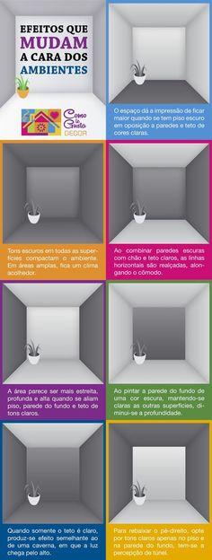 Le pareti possono migliorare l'aspetto della vostra casa, guarda quante idee!!!