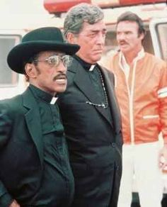 Cannonball Run-funniest part ever- Sammy Davis Jr was talking about rosary beads and said rosary bleads-I still laugh thinking about it after all these years
