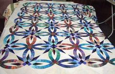 Bali Wedding Star Quilt