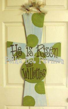 http://polkadotpavilion.com/item_69/Easter-Cross-Door-Hanger.htm