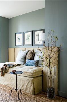 Sofa/Bed perfect for a studio apartment.