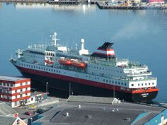 MS Nordlys in Hammerfest