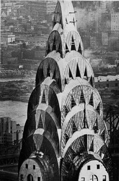 Of The Chrysler Building State Liberty And Empire