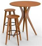 Mimosa Counter Height Bar Table Pub Table at http://www.accurato.us/mimosa-pub-table-greenington.aspx
