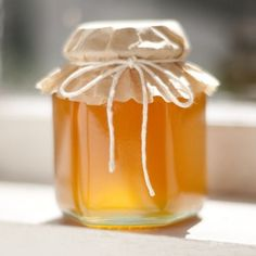 Honey in a packaging. Sometimes pictures are so simple, they are complicated