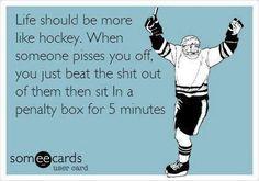 Hockey funnies