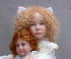 Joan Blackwood Collectible Dolls   <3