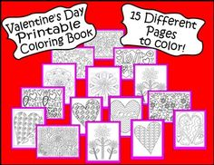 Valentine's+Day+Coloring+Bundle15+pdf+printable+Valentine's+Day+coloring+pages+in+1+zip+fileFeel+free+to+copy+and+use+as+many+of+these+as+you+would+like+for+your+classroom!+(No+sharing+with+other+teachers,+please+:)+)Thanks+for+looking,+and+have+a+great+day!Copyright2016+PurpleBeeClassroom