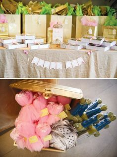 {Royal Garden} Classic Pink Princess Party // Hostess with the Mostess®