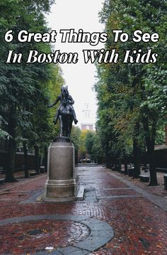 Going to Boston with kids? Boston is a great city full of history and fun for exploring with kids of all ages. Here& what we did in days as a family in Boston. Summer Travel, Travel With Kids, Family Travel, Family Trips, Boston Vacation, Boston Travel, East Coast Travel, East Coast Road Trip, Boston With Kids
