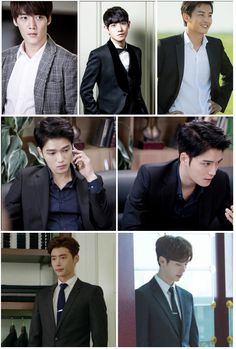 These K-drama characters can pull off all kinds of suit styles!