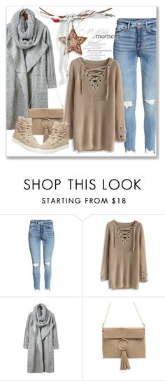 """Today's Outfit"" by andrejae ❤ liked on Polyvore featuring Chicwish, Kendall + Kylie, outfitoftheday, outfitidea and winter2017"