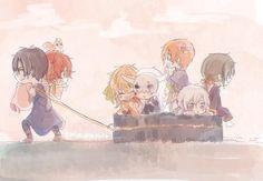 Akatsuki no Yona / Yona of the Dawn manga and anime ||
