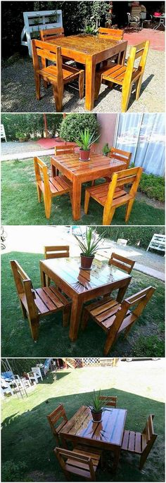 Mind Blowing Wood Pallets Reusing Ideas Bringing you closer with the innovative recycling ideas of …