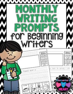 Looking to motivate beginning writers? This product is just for you and your…
