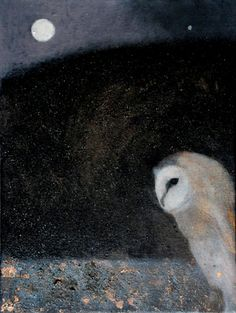 **At the edge of dusk by Catherine Hyde
