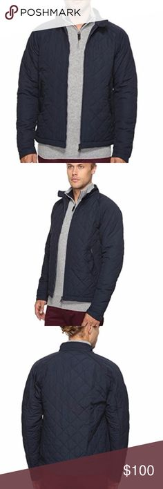 Ben Sherman Men's Quilted Harrington Jacket M Ben Sherman has always been for individuals for those who set themselves apart. In 1963 we created the iconic look all of our own: sharp, tailored and authentic. Today nothing has changed we remain a leader of modern british style. Bundle up with our quilted harrington jacket. This is a Ben Sherman classic item and perfect staple for your wardrobe.  100% Polyester Imported Quilted Harrington 100 percent polyester  Navy Size M Ben Sherman Jackets…