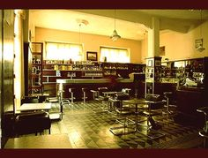 Stylish Bar Crispi, Asmara, Eritrea