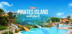 Makes Waves At the Pirates Island Waterpark - Beaches Ocho Rios   JS Paradise Travel