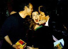 Anthony Stewart Head, Alyson Hannigan, David Boreanaz, Buffy the Vampire Slayer