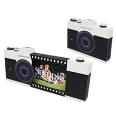This papercraft is a gift photo box: Camera, designed by canon papercraft. This is a gift box that stores your photo like a photo frame. Slide the camera o Paper Camera, Camera Cards, Album Photo Scrapbooking, Scrapbook Albums, Printable Box, Printables, Tarjetas Diy, Photo Boxes, Diy Photo Box