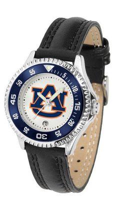 Auburn Tigers Men Or Ladies Competitor Watch