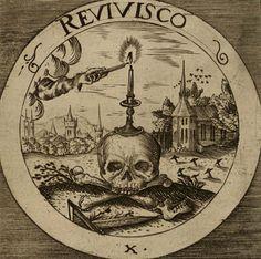 Daniel Cramer. The Rosicrucian Emblems of Daniel Cramer: Come Alive Again, 1617.