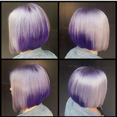 Iced Purple Bob  by @hairbytyna  #hotonbeauty . . . . #purplehair #platinumblonde #bob #bobhair #bobhaircut #bobhaircuts #bobhairstyle #fallhaircolor #fallhairtrends #autumnhair