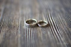 Love the texture of this worn wooden bench against our rings, where Rob and I sat down and spent time together on our anniversary.
