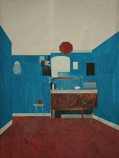 Hurvin Anderson - Works   Thomas Dane Gallery