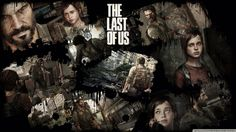 The last of us collage