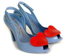 The Terrier and Lobster: Hearts Melissa, Vivienne Westwood