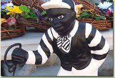 A lot of people don't know the real meaning behind these statues, so they vandalize them, bitch about them being racist, etc. When the image of a black 'footman' with a lantern signifi...