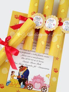 convites de aniversario infantil com envelope - Pesquisa Google