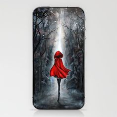 Little Red Riding Hood by Annya Kai. So love this one!