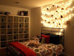 16x Neutrale Kerstdecoraties : 56 best string lights images on pinterest home decor bedroom