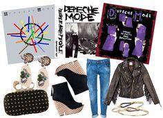 SML :: Modna inspiracija-Depeche mode
