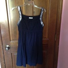 Spotted while shopping on Poshmark: Aerie Navy Blue Dress! #poshmark #fashion #shopping #style #aerie #Dresses & Skirts