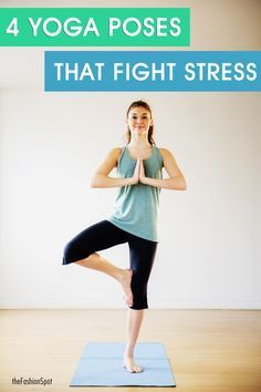Stressed? These are a must-try #yoga #yogi