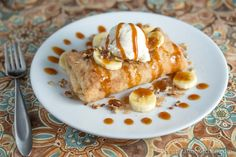 Caramel Banana Xango | Inspiration Kitchen
