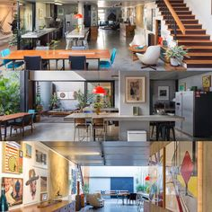 Our warehouse at 9A Albion Street Annandale, Sydney open for inspection 12.30-1.15pm today Auction 24 June thru @bresicwhitney 4 beds, 500m2 living and seperate studio @domain.com.au @realestateaus @thedesignfiles #warehouse #warehousesale #loft #contemporaryart #concrete #plywood #studio #annandale #sydney #innercity #innerwestsydney