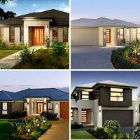 Lot 13 Funk Road - Regency Downs 4 Bedroom House Plans, Dream House Plans, Modern House Plans, Build Your Own House, Build Your Dream Home, First Home Owners, Double Storey House, Hallmark Homes, House Construction Plan