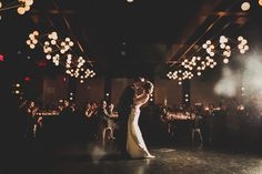Modern Brooklyn Wedding Shot by Chaz Cruz Day of Coordinator - Jove Meyer Events Venue - 501 Union